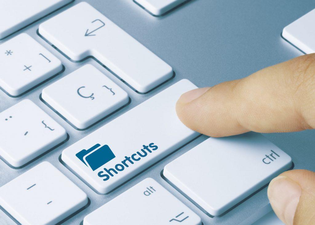 Qlik Sense shortcuts that will make you shout
